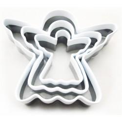 Angel cake cutter