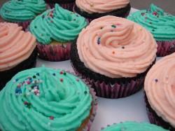 Birthday Yummi cupcakes