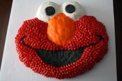 Cake Elmo