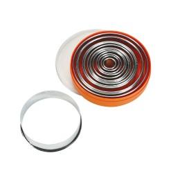 Round cake cutter