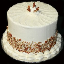 Good Italian cream cake
