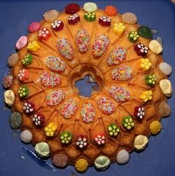 Nice 7up cake