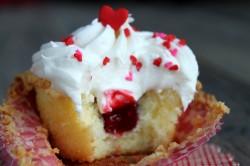 Pound cake cupcakes