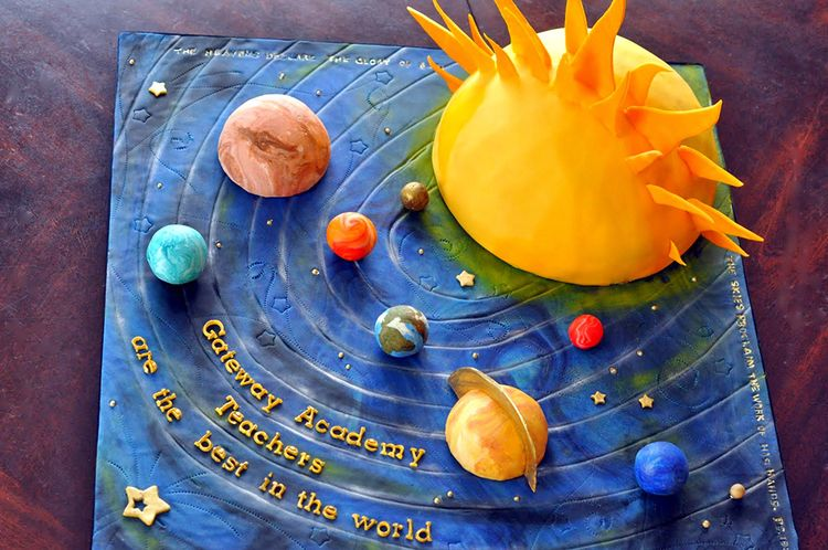3d solar system model ideas - photo #13
