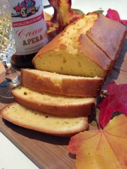 Tasty Madeira cake