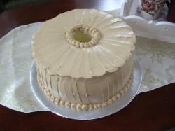 Tasty chiffon cake