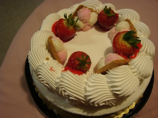 Top Decorations For Tres Leches Cake