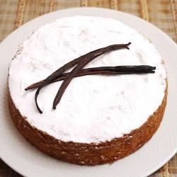 Vanilla chese cake