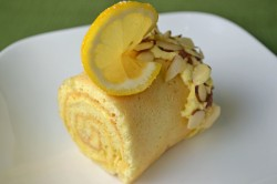 Amazing lemon cake