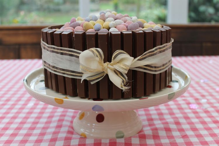 Chocolate Easter Cake Images : Chocolate Easter cake idea