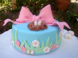 Easter cakes design