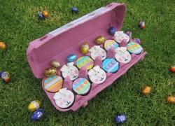 Sweet Easter cupcakes