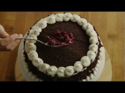 How to make cake – Black Forest
