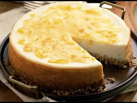How to make tasty cheesecake