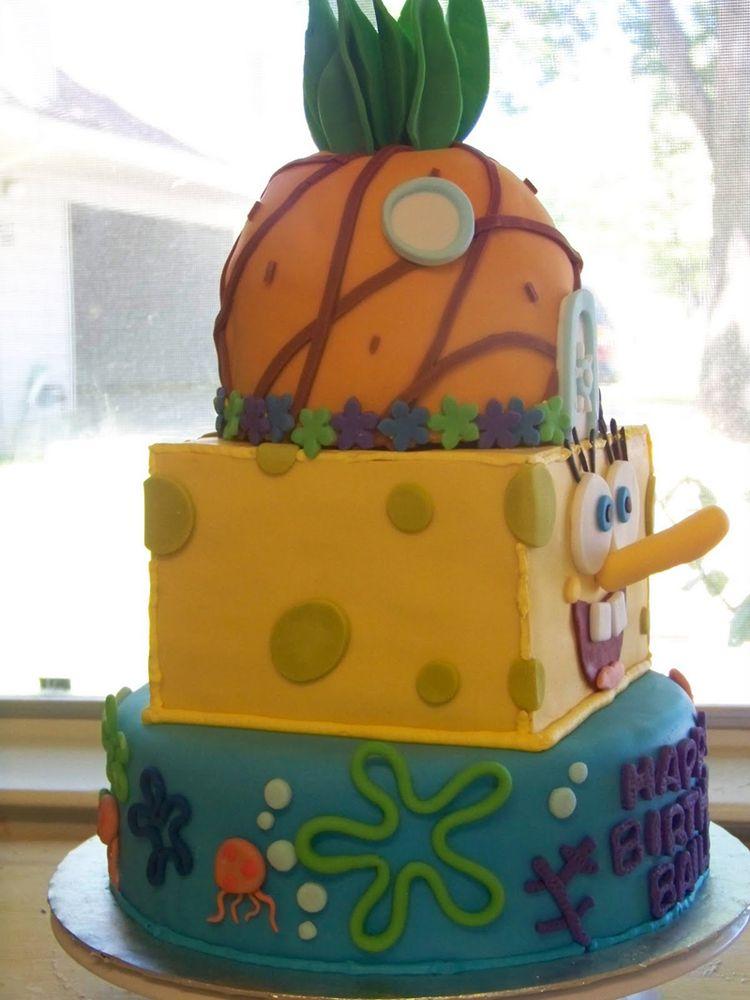 How To Make A  Tier Sponge Wedding Cake