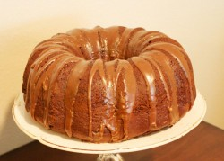 Awesome bundt cake