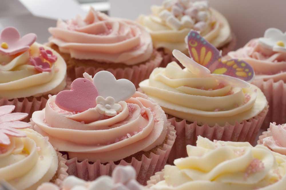 Beautiful Cupcake Images : Beautiful birthday cupcake
