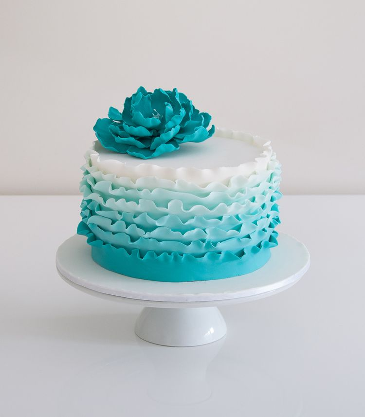 Engagement Cake Designs