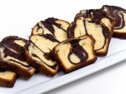 Beautiful marble cake
