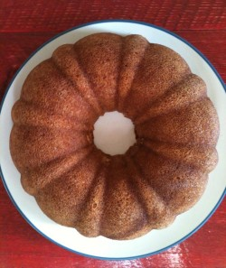 The best bundt cake