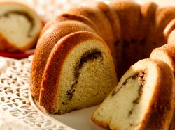 Bundt coffee cake