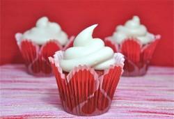 Cupcake – red velvet