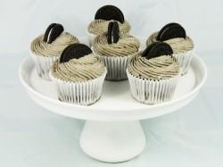 Tasty oreo cupcakes