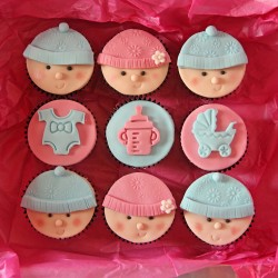baby shower boys cupcakes, Baby shower invitation