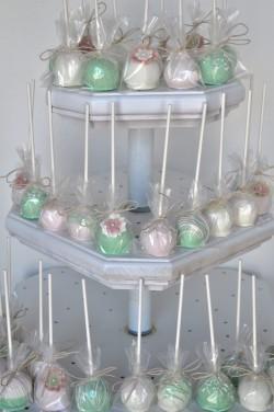 Amazing baby cake pops