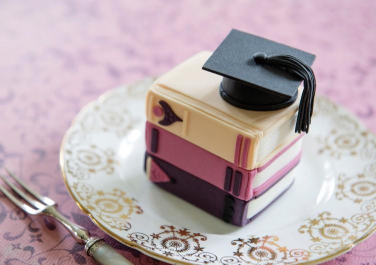 Mini cake books