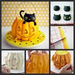 Awesome pumpkin cake