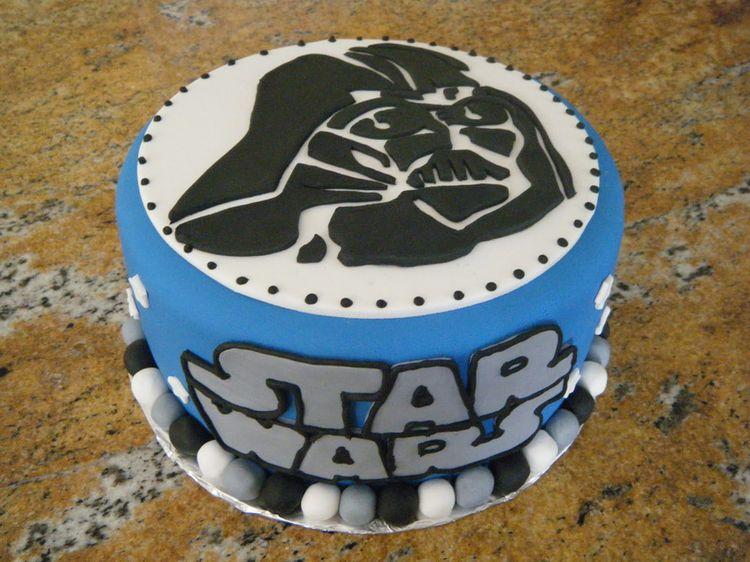 Cake – Star Wars