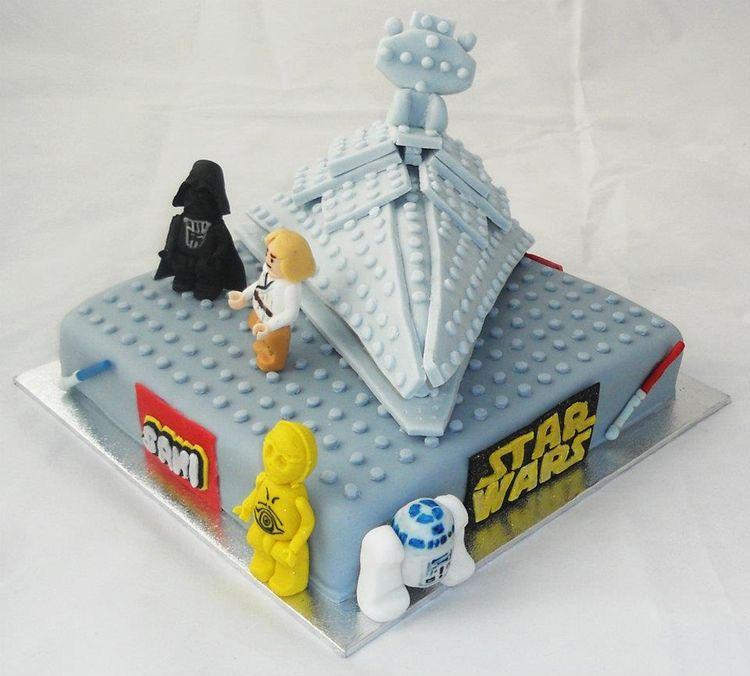 Cake Design Stars Wars : Star Wars cake idea