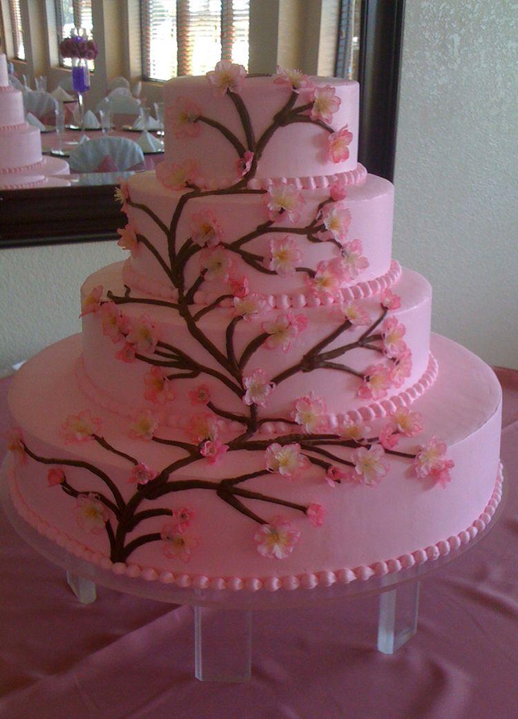 Quinceanera Round Cake