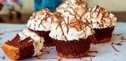 Tasty crumbs cupcakes