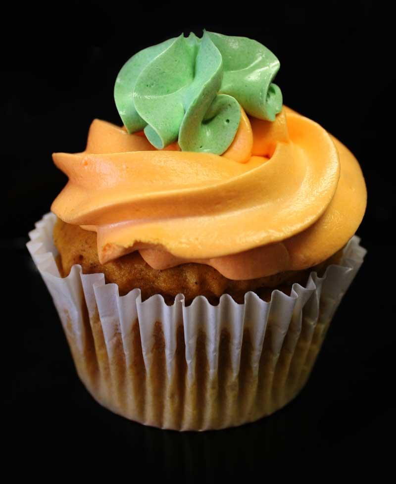 Pumpkin Cupcakes With Cake Mix