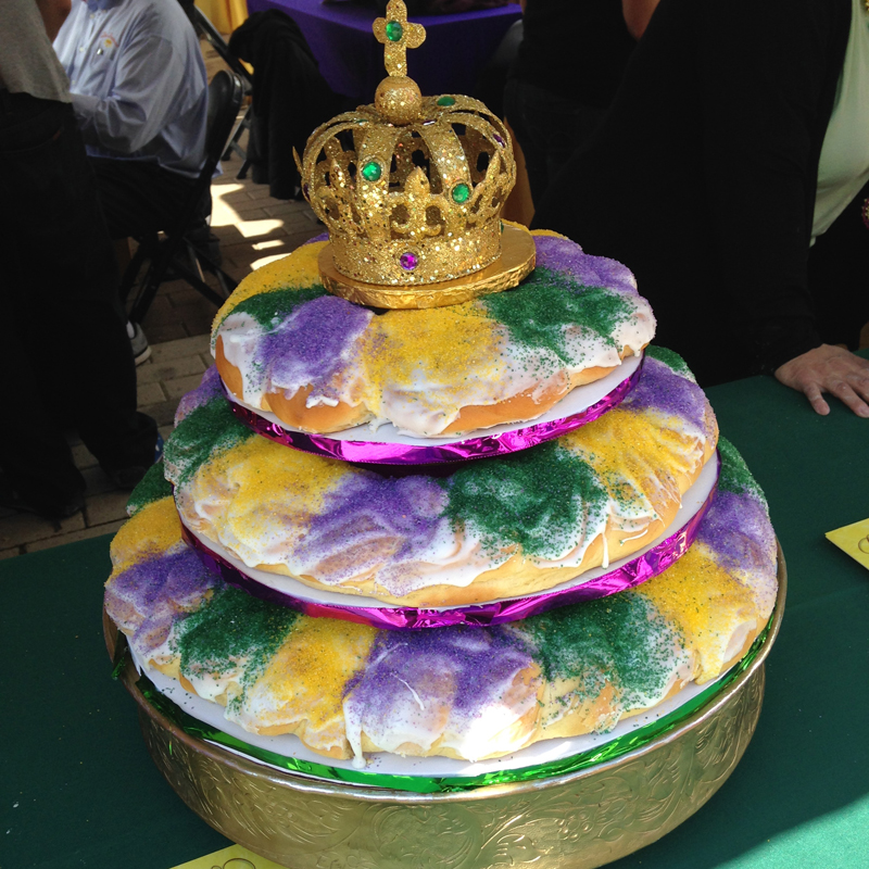 Top King Cakes In New Orleans