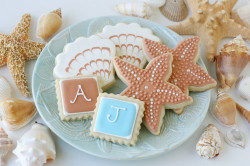Beautiful Wedding cookies