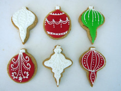 Gingerbread cookies – Christmas trees toys