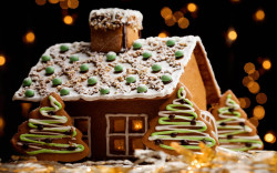 Nice Gingerbread House