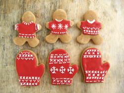 Nice Gingerbread cookies