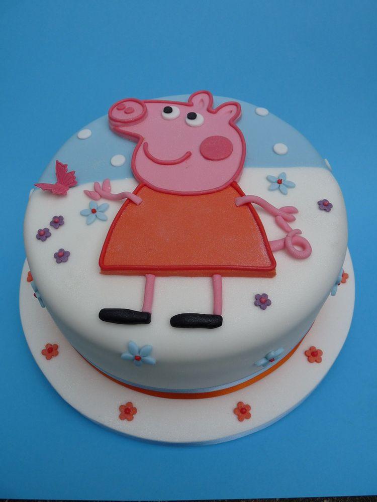 Very Nice Cake Images : Nice Peppa pig cake
