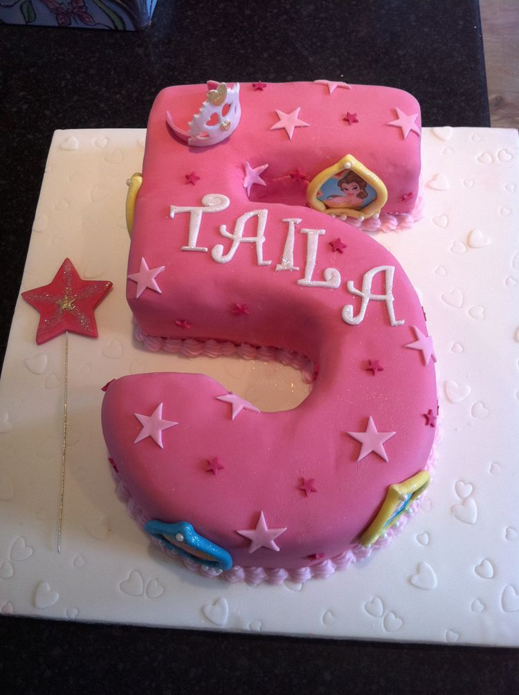 Princess Cake Number 5