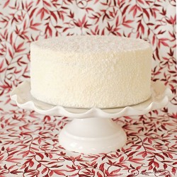 Sweet Coconut cake