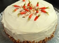 Tasty Carrot cake