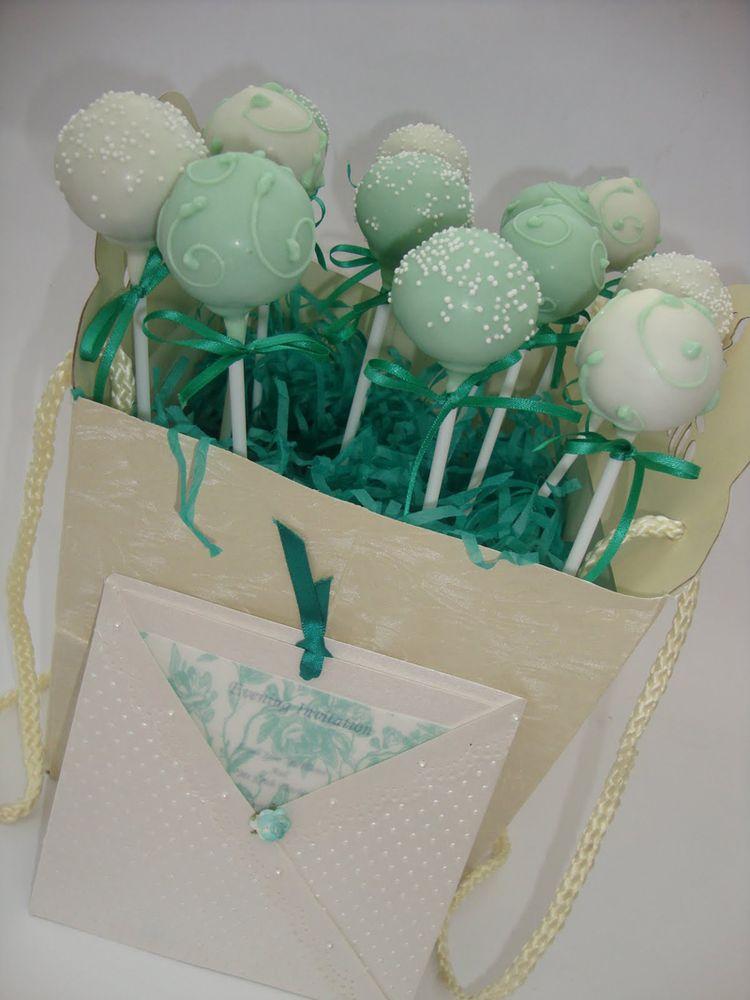 beautiful wedding cake pops. Black Bedroom Furniture Sets. Home Design Ideas
