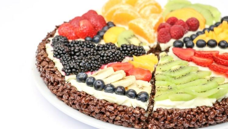 Cake – fruit pica