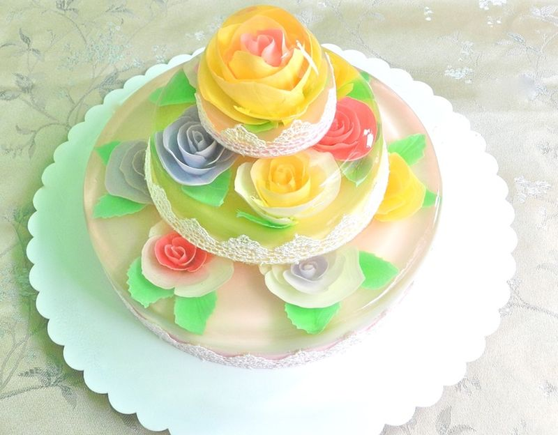 Cake Recipe With Jello Mix