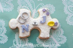 Wedding cookies – puzzle