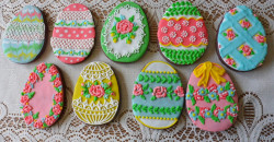 Amazing Easter cookies